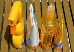 Huidbescherming tegen de zon