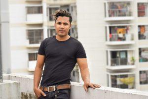 Zwart shirt