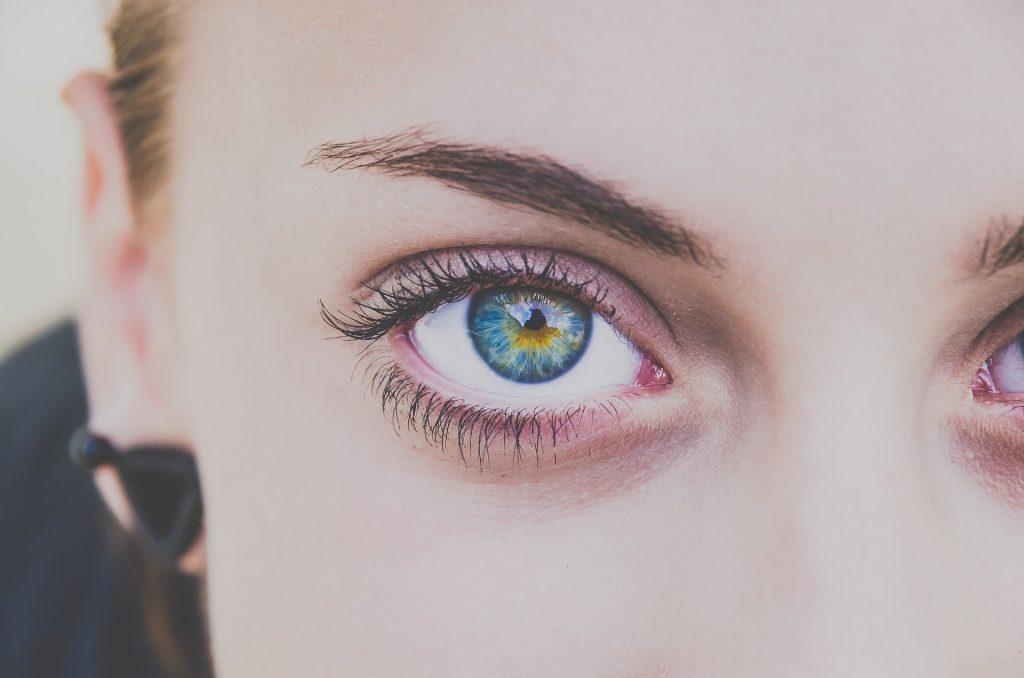 ooglid correctie