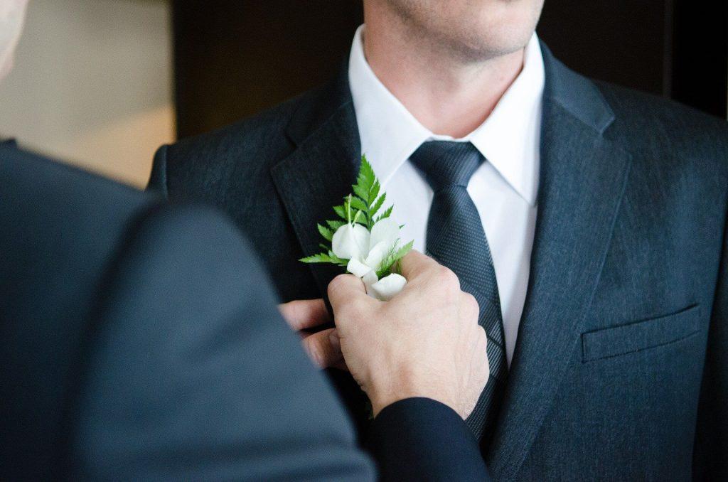 bruidsjonker kleding