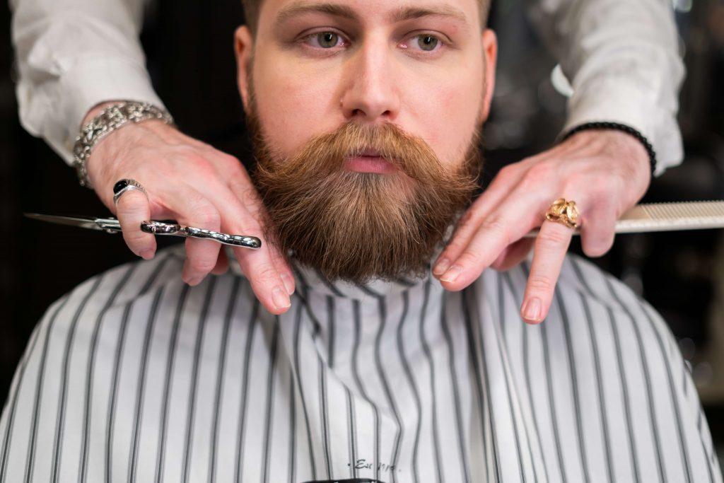 verzorging baard